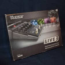 DigiTech Vocalist Live 3 black