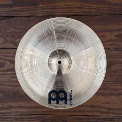 "USED Meinl Classics 14"" China Cymbal"