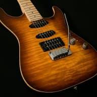 <p>Fender  Customshop Showmaster FMT Stratocaster  2003 Sunburst</p>  for sale