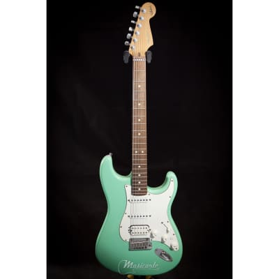 Fender American Signature Jeff Beck Stratocaster Surf Green HSS - USATA for sale