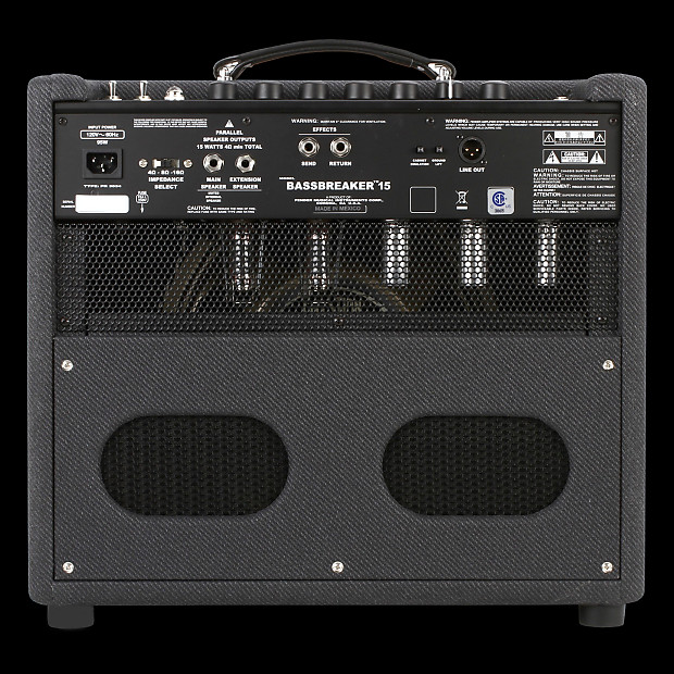 fender bassbreaker 15 watt combo guitar amp alto music reverb. Black Bedroom Furniture Sets. Home Design Ideas