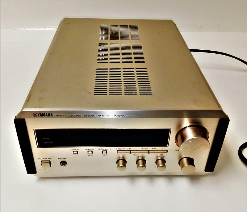 Yamaha Yamaha Rx E 100 Natural Sound Stereo Receiver