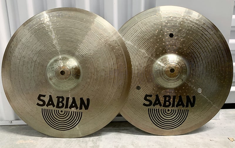 15 sabian hh apx custom hi hats pair clean and reverb. Black Bedroom Furniture Sets. Home Design Ideas