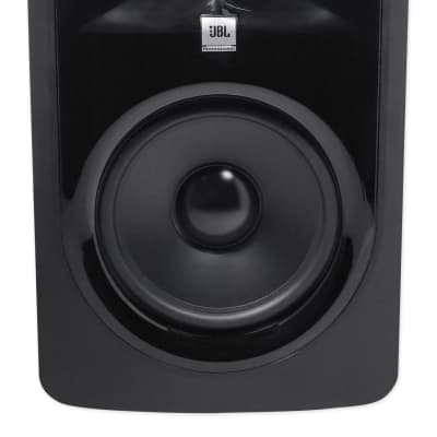 "JBL 306P MkII 6"" 2-Way Powered Studio Reference Monitor Monitoring Speaker"