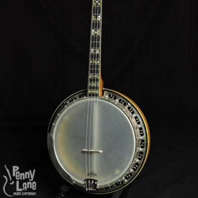 Ome Juggernaut 4-String Resonator Tenor Banjo - Used for sale