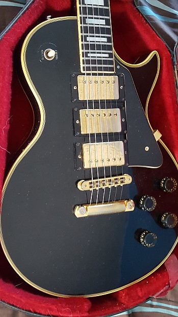 Gibson Les Paul Custom 3-Pickup \