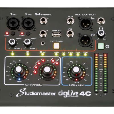 Studiomaster Digilive 4C 2020