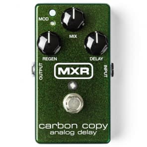 MXR Carbon Copy Analog Delay Pedal for sale