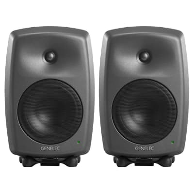 Genelec 8340A Studio Monitors (Pair) The Trusted Monitoring Choice! Store Demo; Immaculate Condition