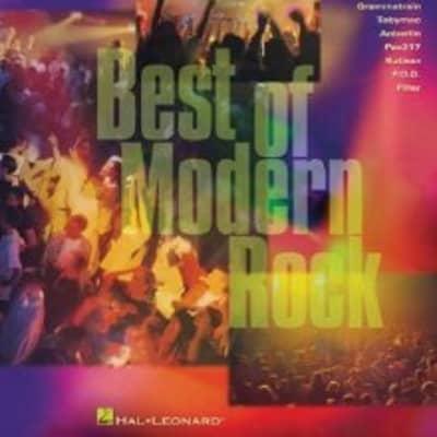 Best Of Modern Rock / Christian (Guitar Recorded Version)