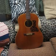 Gibson J 35 1941 Amber Blonde for sale
