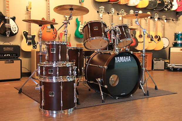 How to date/identify a yamaha drum kit