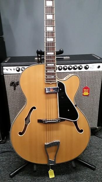 stromberg montreux s electric hollowbody jazz guitar reverb. Black Bedroom Furniture Sets. Home Design Ideas
