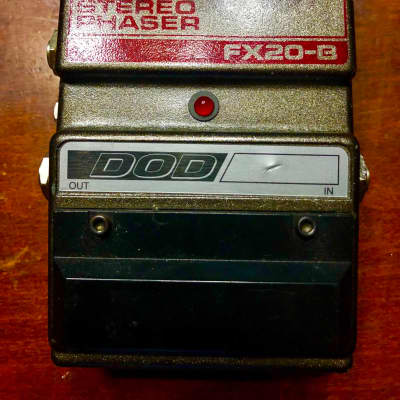 Dod FX20-B Stereo Phasor Phaser for sale