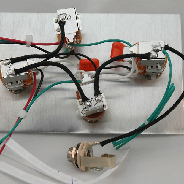 Miraculous Les Paul Jimmy Page Wiring Harness Handcrafted Reverb Wiring Digital Resources Unprprontobusorg
