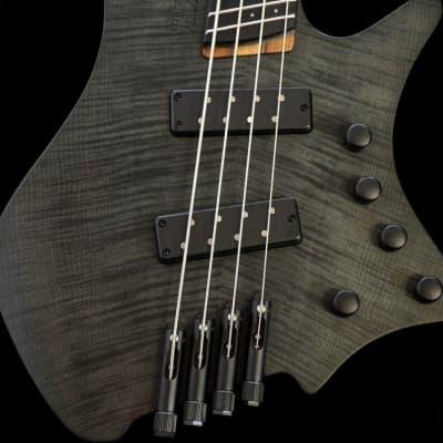 strandberg Boden Bass Prog 4strings -Trans Black Stain-[NEW] for sale