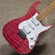 Suhr Standard ~Magenta Pink Stain~ for sale