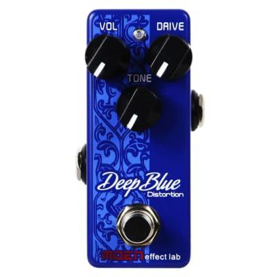Moen Deep Blue Distortion Mini 2018