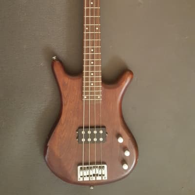 Rok Axe Electric Bass Guitar + Stagg Gig Bag for sale