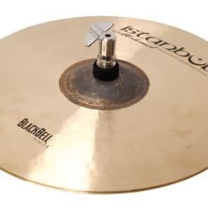 """Istanbul Mehmet 14"""" BlackBell Hi-Hat Cymbals (Pair)"""
