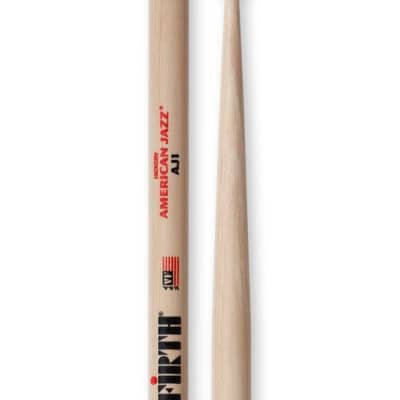 Vic Firth American Jazz 1 Drum Sticks