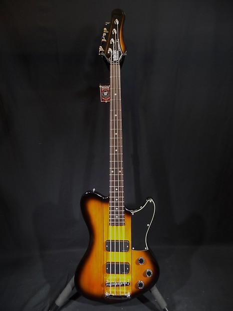 Schecter Guitar Research Ultra Bass 2tsb 4 String Bass Emg