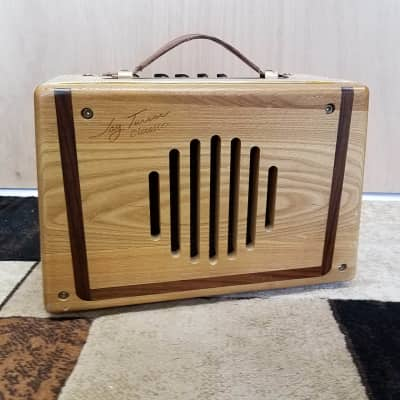 Jay Turser Classic 10 Natural Wood Guitar Amp for sale