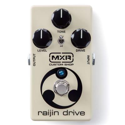 MXR CSP037 Raijin Drive Shin Suzuki Designed Overdrive for sale