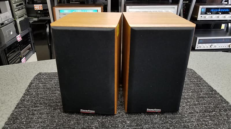 Paradigm Bookshelf Speakers