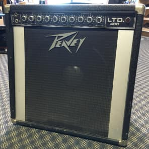 Peavey LTD 400 Series 400S 1x15 Steel Guitar Combo