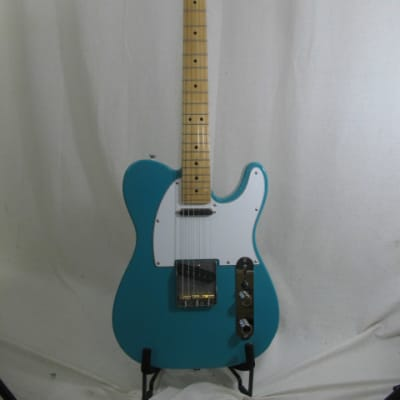 Logan Telecaster 2020 Tropical Turquoise for sale