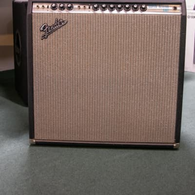 Vintage Fender Silverface Super Reverb