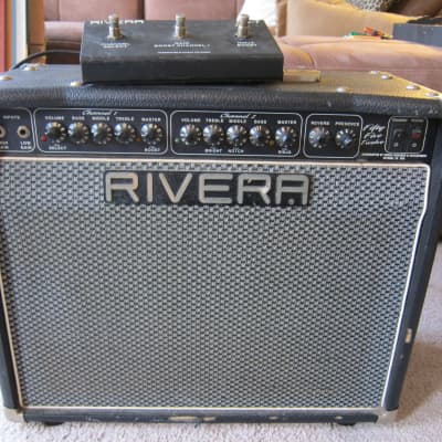 Rivera R55-112 fifty five twelve boutique tube combo for sale