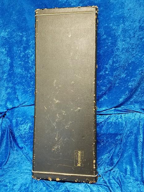 kramer 1980 39 s explorer guitar case 1980 39 s extremely reverb. Black Bedroom Furniture Sets. Home Design Ideas
