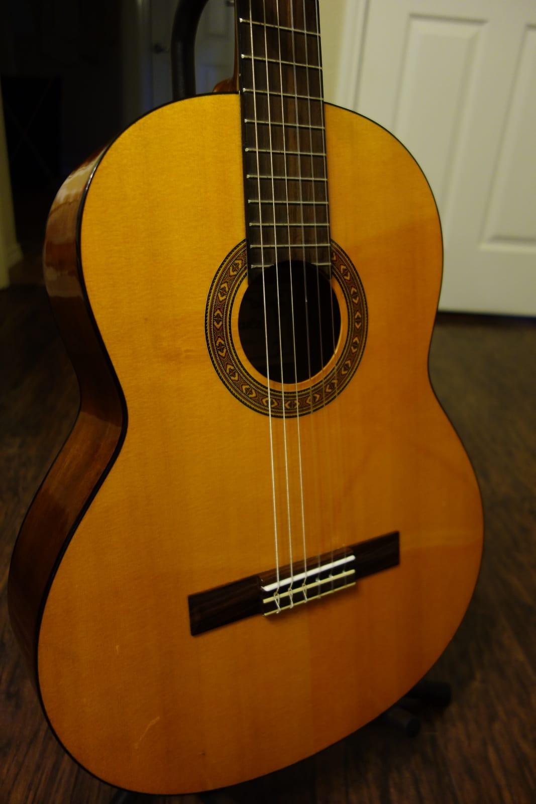alvarez rc 10 nylon string classical acoustic guitar reverb. Black Bedroom Furniture Sets. Home Design Ideas