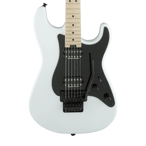 Charvel Pro Mod So-Cal Style 1 HH with Floyd Rose - Snow White for sale