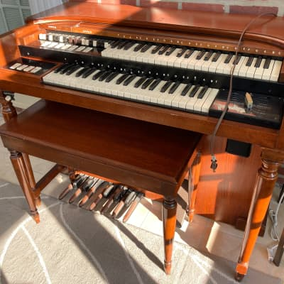 Hammond Organ M3 with Leslie Speaker