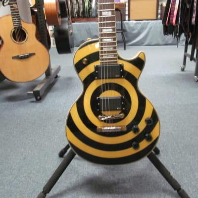 Epiphone Zakk Wylde Les Paul Custom 2009 Electric Guitar Made in Unsung Korea for sale