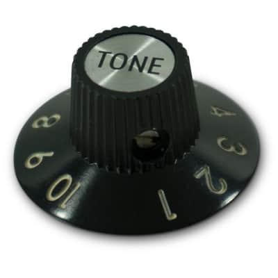 KNAL Kluson® Bakelite Guitar Amp Tone Witch Hat Knob