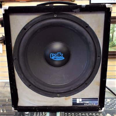 Polytone Mini/Teeny-Brute II Black Velvet Bass Amplifier for sale