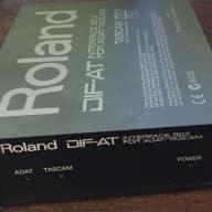Roland DIF-AT ADT/Tascam/Lightpipe converter for XV-5080