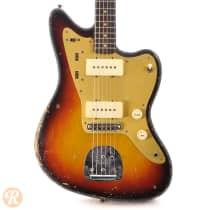 Fender Jazzmaster 1959 Sunburst with Gold Pickguard image
