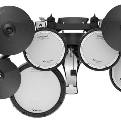 Roland TD-17KV V-Drum Kit with Mesh Pads