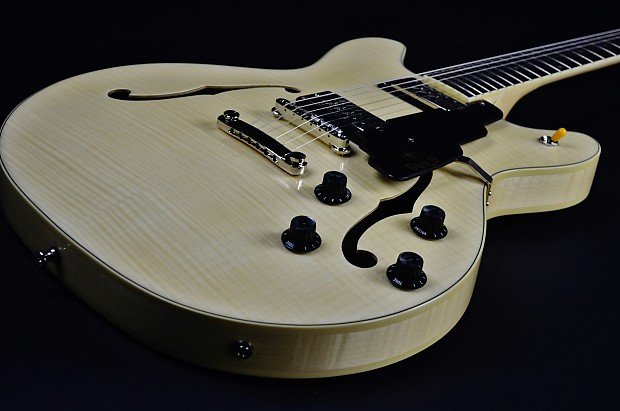 Guild Starfire IV 2017 Flame Maple | Open Chord Music | Reverb