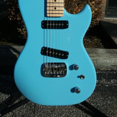G&L SC-2 2018 Himalayan Blue for sale