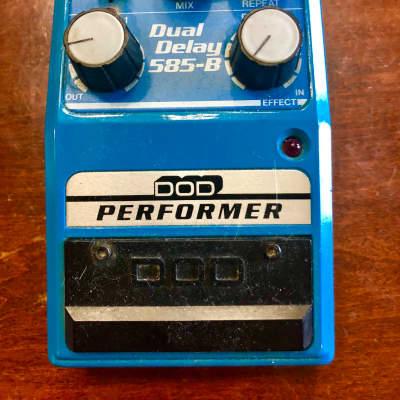 DOD Performer Dual Delay 585-B