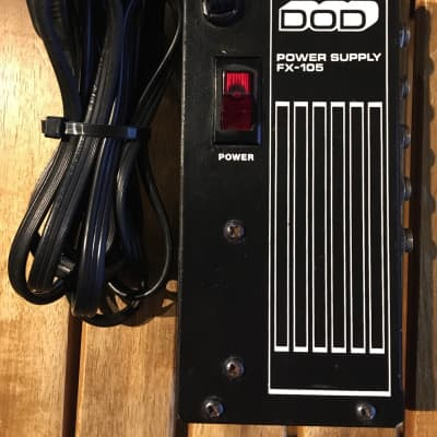 DOD FX-105 Vintage 1980's Power Supply for sale