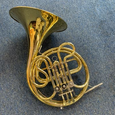 Yamaha YHR314II Single French Horn Brass
