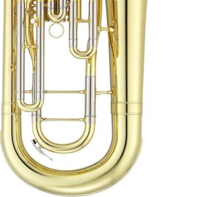 Jupiter JEP700 Standard Series Bb 3-Valve Euphonium - Lacquered Brass