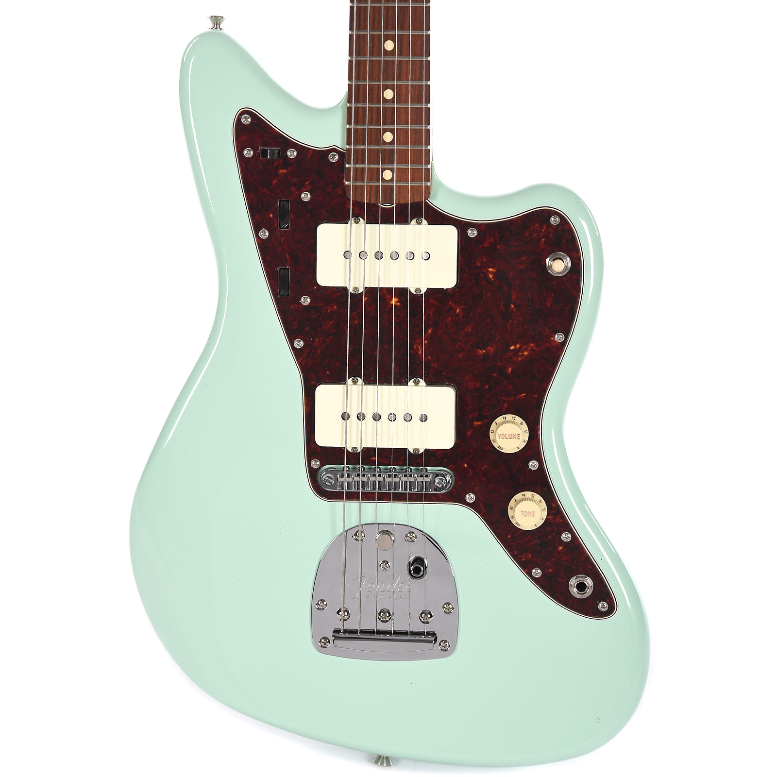 Fender Classic Player Jazzmaster Surf Green (CME Exclusive)